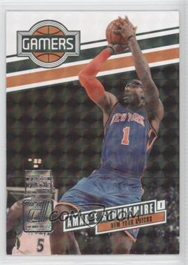 2010-11 Donruss Gamers Press Proof #25 - Amar'e Stoudemire /100