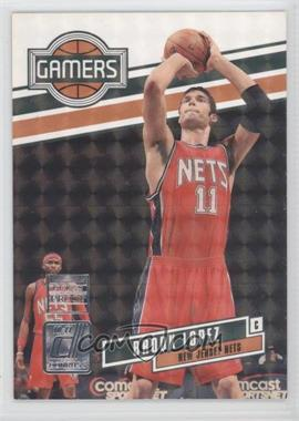 2010-11 Donruss Gamers Press Proof #6 - Brook Lopez /100