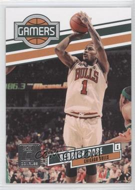 2010-11 Donruss Gamers #1 - Derrick Rose /999
