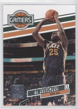 2010-11 Donruss Gamers #10 - Al Jefferson /999