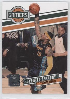 2010-11 Donruss Gamers #14 - Carmelo Anthony /999