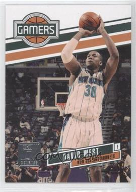 2010-11 Donruss Gamers #16 - David West /999