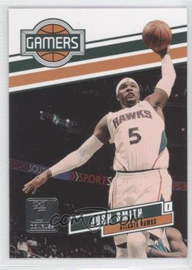 2010-11 Donruss Gamers #21 - Josh Smith /999