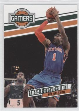 2010-11 Donruss Gamers #25 - Amar'e Stoudemire /999