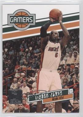 2010-11 Donruss Gamers #3 - Lebron James /999
