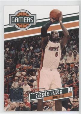 2010-11 Donruss Gamers #3 - Lebron James /999