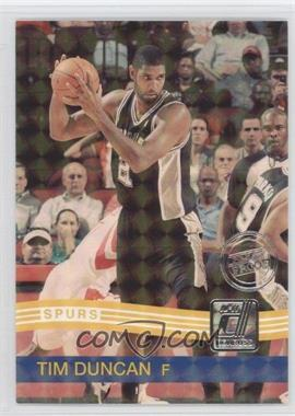 2010-11 Donruss Press Proof #106 - Tim Duncan /100