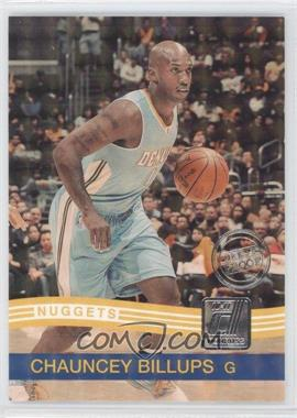 2010-11 Donruss Press Proof #115 - Chauncey Billups /100