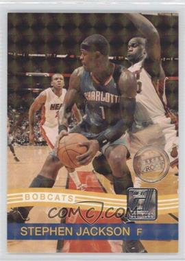 2010-11 Donruss Press Proof #161 - Stephen Jackson /100