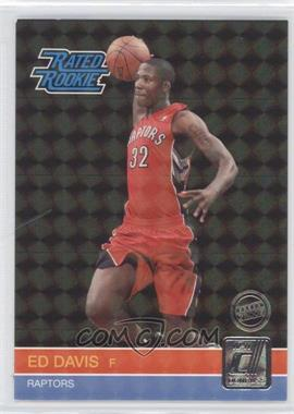 2010-11 Donruss Press Proof #240 - Ed Davis /100