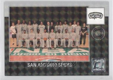 2010-11 Donruss Press Proof #282 - San Antonio Spurs /100