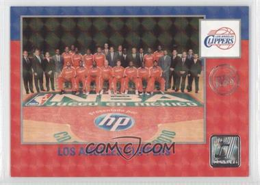 2010-11 Donruss Press Proof #289 - Los Angeles Clippers /100
