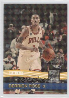 2010-11 Donruss Press Proof #37 - Derrick Rose /100
