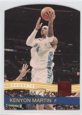 2010-11 Donruss Ruby Die-Cut #118 - Kenyon Martin /25