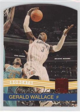 2010-11 Donruss Ruby Die-Cut #157 - Gerald Wallace /25