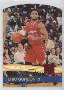 2010-11 Donruss Ruby Die-Cut #196 - Eric Gordon /25