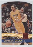 Shannon Brown /25