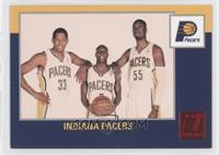 Indiana Pacers Team /25