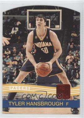 2010-11 Donruss Ruby Die-Cut #65 - Tyler Hansbrough /25