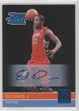2010-11 Donruss Signatures [Autographed] #240 - Ed Davis /399