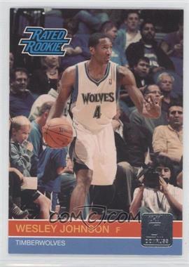 2010-11 Donruss #231 - Wesley Johnson