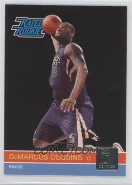 2010-11 Donruss #232 - DeMarcus Cousins