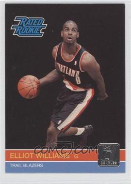 2010-11 Donruss #249 - Elliot Williams