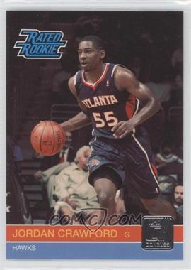 2010-11 Donruss #254 - Jordan Crawford