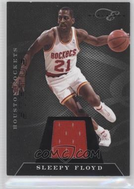 2010-11 Elite Black Box - Status - Memorabilia [Memorabilia] #165 - Sleepy Floyd /99