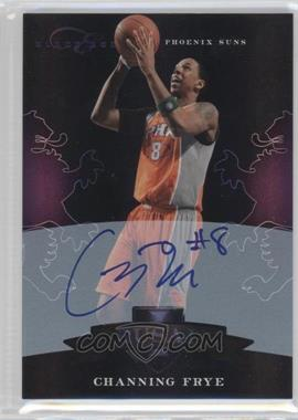 2010-11 Elite Black Box Crusade Signatures [Autographed] #71 - Channing Frye /49