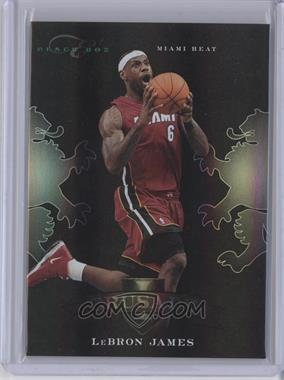 2010-11 Elite Black Box Crusade #6 - Lebron James /25