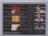 Blake Griffin, Darren Collison, Stephen Curry /149