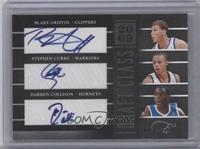 Darren Collison, Stephen Curry, Blake Griffin /25