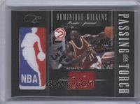 Joe Johnson, Dominique Wilkins /99