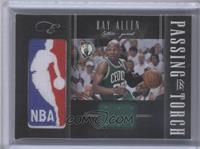 Ray Allen, Stephen Curry /99