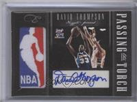 David Thompson, Jordan Crawford /99