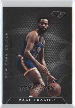 2010-11 Elite Black Box Status Aspirations #112 - Walt Frazier /5