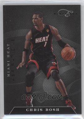 2010-11 Elite Black Box Status Aspirations #37 - Chris Bosh /5