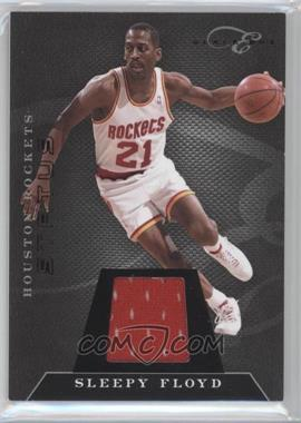 2010-11 Elite Black Box Status Memorabilia [Memorabilia] #165 - Sleepy Floyd /99