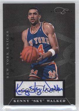 "2010-11 Elite Black Box Status Signatures [Autographed] #190 - Kenny ""Sky"" Walker /99"