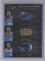 Russell Westbrook, Kevin Durant, Serge Ibaka /49