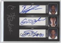 Gordon Hayward, Derrick Favors, Jeremy Evans /49