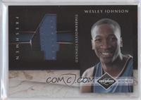 Wesley Johnson /25