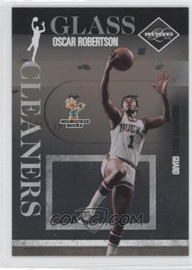 2010-11 Limited Glass Cleaners #9 - Oscar Robertson /149