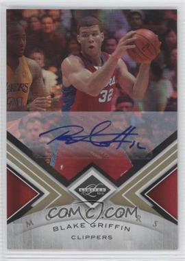 2010-11 Limited Gold Monikers [Autographed] #90 - Blake Griffin /99