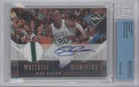 Ray Allen /25 [BGS AUTHENTIC]