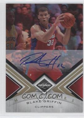2010-11 Limited Monikers Gold [Autographed] #90 - Blake Griffin /99