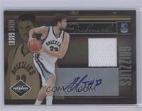 Marc Gasol /49 [Near Mint‑Mint]