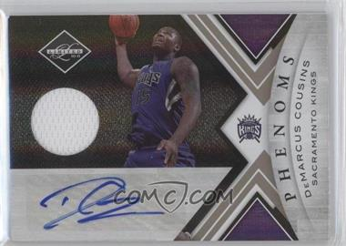 2010-11 Limited #159 - DeMarcus Cousins /249