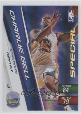 2010-11 Panini Adrenalyn XL Special #S21 - Charlie Bell